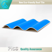 Easy And Fast Installation Metro Life Tile Pioneer Roof Tile