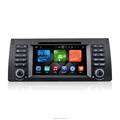 "7"" Single Din RK PX3 Android7.1 Quad-core Car Audio GPS for E39 E53 WE7061"