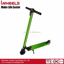 New Fashional 24V Battery 2 Wheels Folding Carbon Fiber Mobility Electrical Foot Scooter Drop shipping