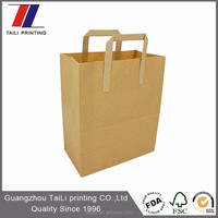 Custom paper bag/fried chicken paper bag