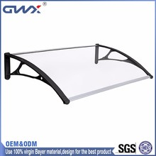 Excellent Weather Ability Polycarbonate Awning Parts