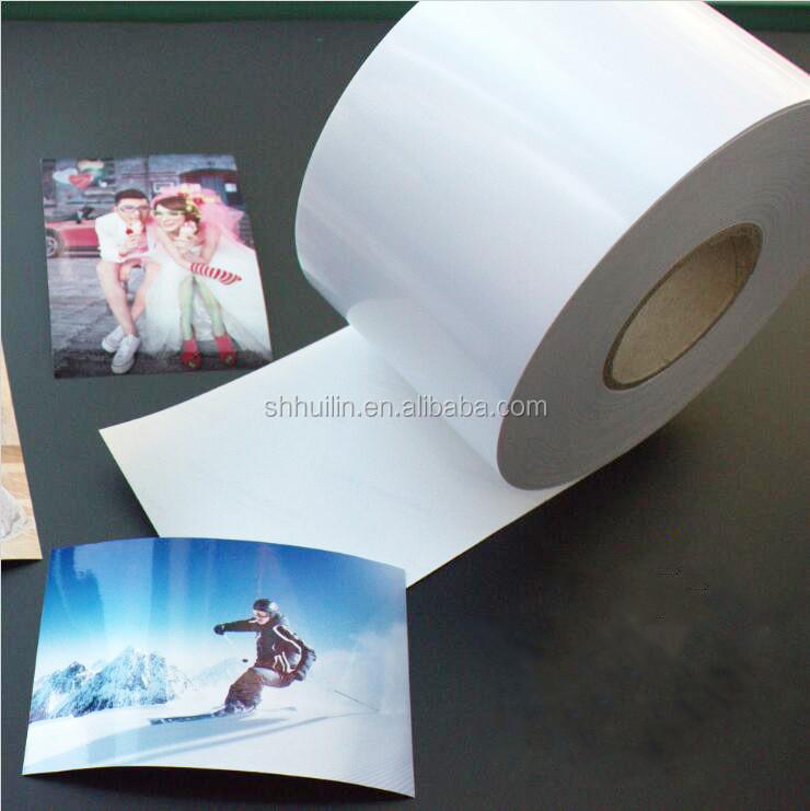 Фото бумага в рулонах