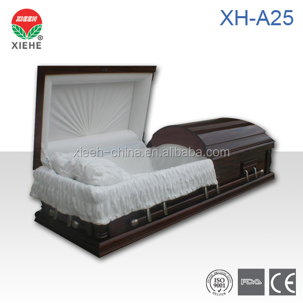 American Style Casket Interior Decoration XH-A25