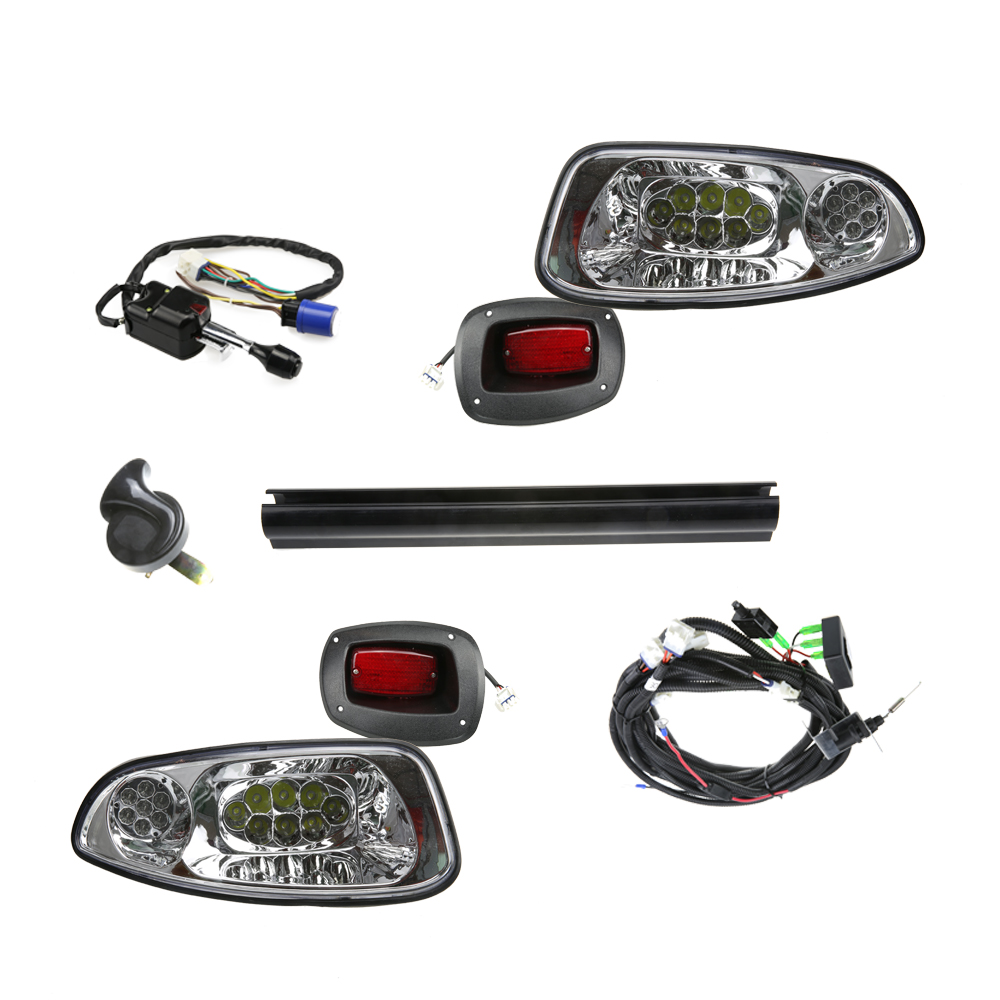 Golf Cart Parts High Qulity LED Deluxe Light Kit for EZ-GO RXV Electric Golf Cart