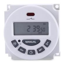 CN101A L701 AC 220V 16A digital time switch 220VAC weekly programmable electronic timer