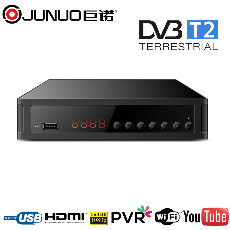<strong>1080p</strong> tv box dvb t2 set top box dvb-t2 hd fta receiver