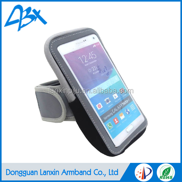 Sport armband waterproof case for samsung galaxy j7 and iPhone 6/6s