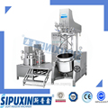 Sipuxin Customized Vacuum homogenizer mixer with GMF certificate for making cosmetic cream mixing machine