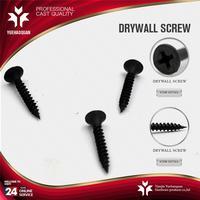 Hot selling steel half teeth drywall screw made in China