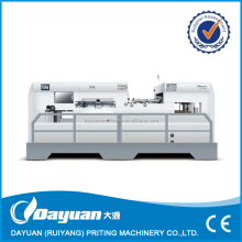 MHC-1080R Automatic Die Cutting and Creasing Machine with Heating system for paper box, cardboard, corrugated paper