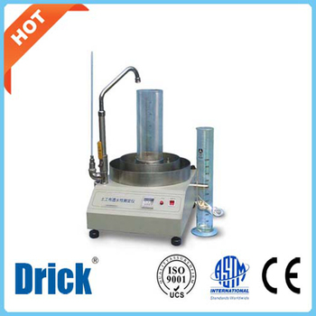 2014 High precision product:Geotextile Water Permeability Testing equipment