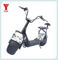 Popular fashion style 2 wheel self-balance new scooter price in india with 800W/1000W moto scooter for sale