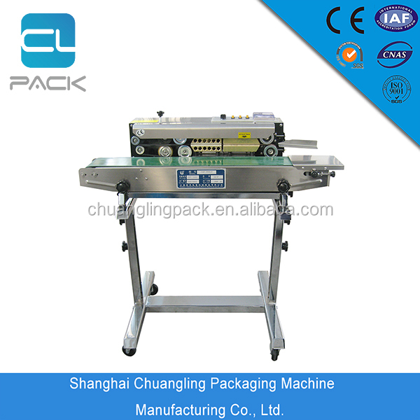 DBF-900LD High Quality Continous Tarpaulin Sealing Machine
