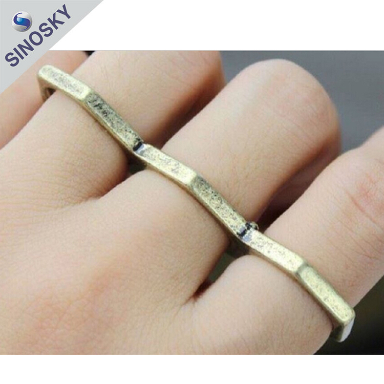 Wholesale new style for women and girls white stone ring
