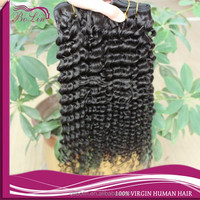 New hair styling deep wave virgin brazilian hair extension wholesale