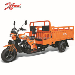 Chinese Cheap Water Cooled 200CC Cargo Tricycle Three Wheels For Sale Xcargo200D