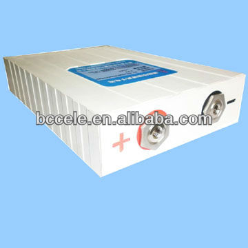 rechargeable lifepo4 battery 3.2v 100ah for electric forklift, solar panel