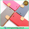 Korea Style Denim Jean Flip Case Cover For Huawei Y625 Leather Case