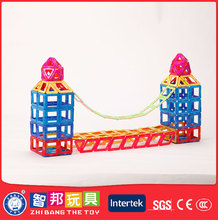 Newest Design Top Quality Plastic Magnetic Block Toys Building