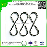 Custom stainless steel/carbon steel/brass/aluminum wood screw hook in Guangdong factory,TS16949/IS9001 passed