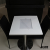 solid surface dining tables/ad table tops/coffee table top
