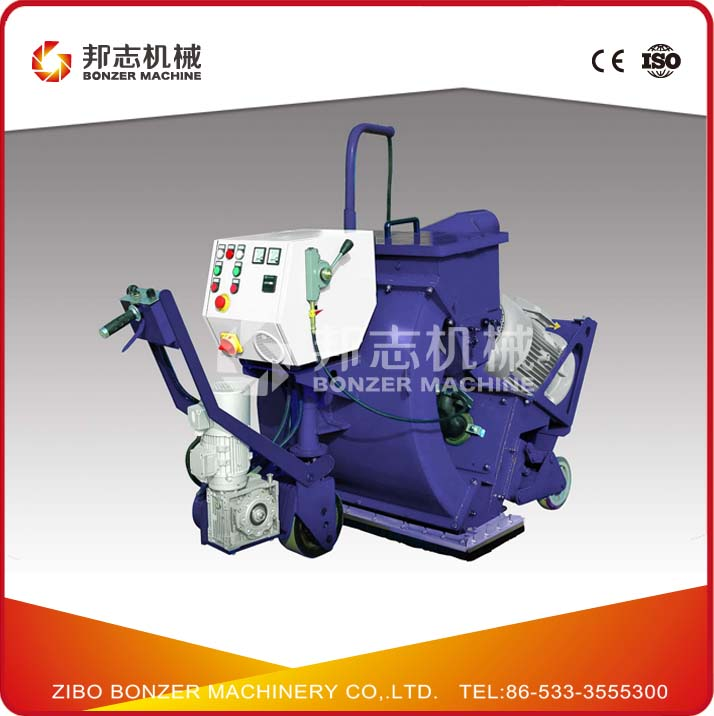 Concrete Pavement Shot Blasting Machinery China Supplier for Sale