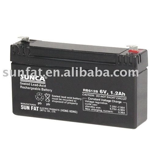(RB612B)Rechargeable Battery