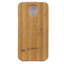 New design Natural Carbonized Bamboo Case for samsung galaxy s5 Case Bamboo