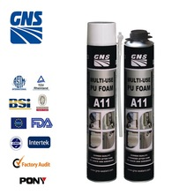 GNS A11 building products high density polyurethane foam