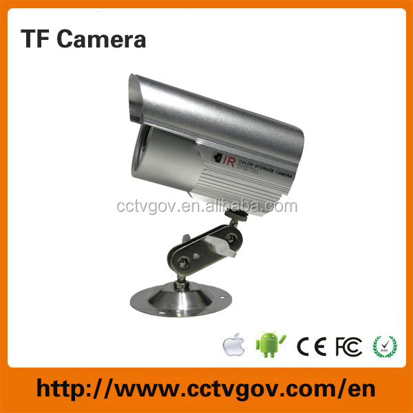 Black and white Digital USB IR 24LEDs CCTV TF Card 24 LED indoor with night vision IR Security USB CCTV Camera
