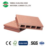 High Quality WPC Wood Plastic Composite Decking with Good Price