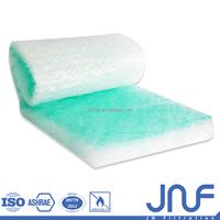 Fiberglass Air Filter Manufacturer For Paint Spray Booth filter
