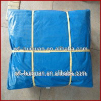 China plastic laminated pe tarpaulin