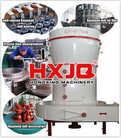 High pressure micro fine limestone ultrafine powder grinding mill