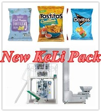 Corn flakes automatic weighting Packaging Machine