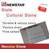 Natural stacked slate culture stone tiles