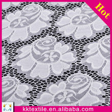 superior quality mesh floral embroidery design african heavy lace fabric