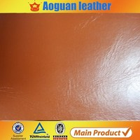 Factory direct supply high quality pu synthetic leather for diary cover/shoes/bag