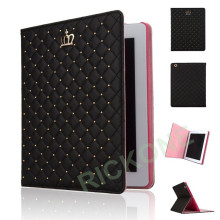 For iPad Mini 4 Case Smart Sleep PU Leather Flip Cover Stand for iPad Mini 1 2 3