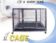 Factory Wholesale Aluminum Large Dog Cage Carrier , Big Small Pet Cage Carrier For Dog Airline Approved Worldwide Delivery