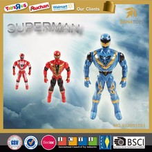 Top seller 2017 superman action figure toys