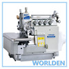 WD-EX5200-4 Cylinder bed 4 Thread Over lock Sewing Machine Price Second Hand New Overlock Sewing Machine