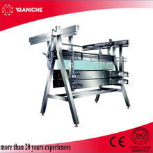 Poultry slaughterhouse equipment