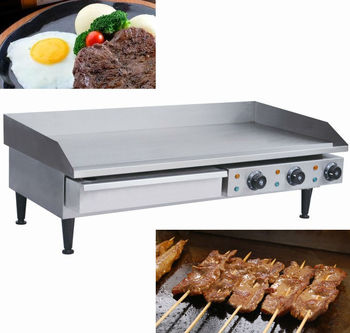 Kitchen Device Electric Table Griddle