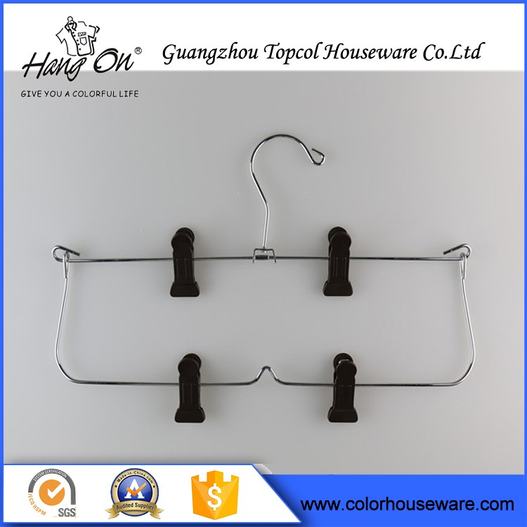 Metal Clothes Galvanized Wire Hanger , Better Ceiling Grid Wire Hanger