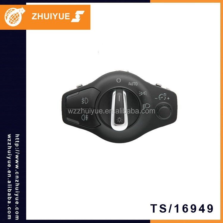 ZHUIYUE 1K0 941 431 / 5KD 941 431B / 1K0 941 431A Car Auto Head Light Switch For VW PASSAT B6 GOLF6
