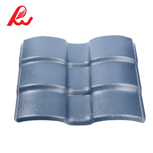 ASA CHINESE style synthetic resin roofing tile