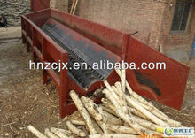 High Capacity Logs Barker Wood Peeler Machine Used In Forest