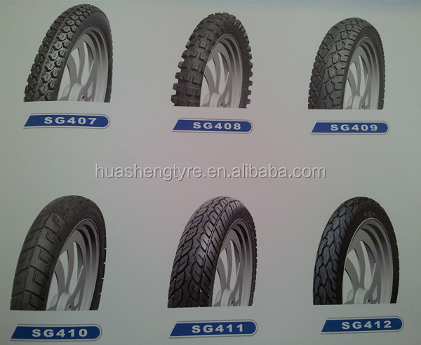 Bias new motorcycle tire with steel-wire layers Motorcycle tire 2.78-18 3.50-19