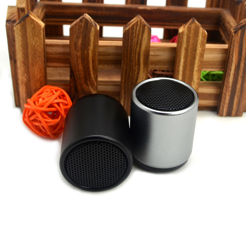 Handfree metal Tube Bluetooth Mini Speaker NEW
